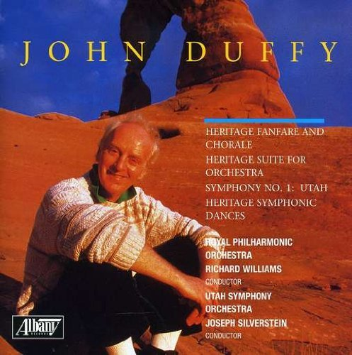 John Duffy Orchestral Works Various
