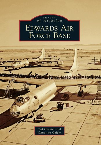 Ted Huetter Edwards Air Force Base