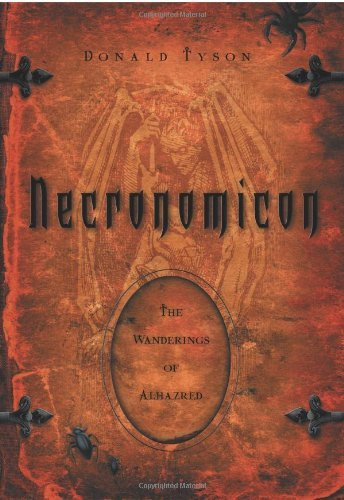 Donald Tyson Necronomicon The Wanderings Of Alhazred