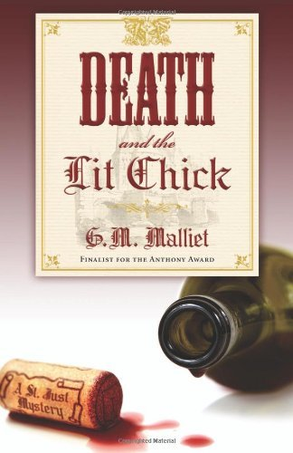 G. M. Malliet Death And The Lit Chick