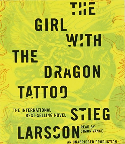 Stieg Larsson Stieg Larsson Millennium Trilogy Audiobook CD Bund The Girl With The Dragon Tattoo The Girl Who Pla