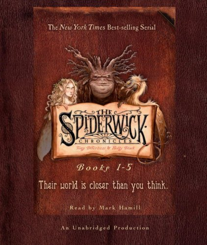Holly Black The Spiderwick Chronicles Books 1 5