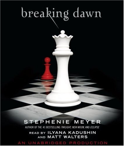 Meyer Stephenie Breaking Dawn