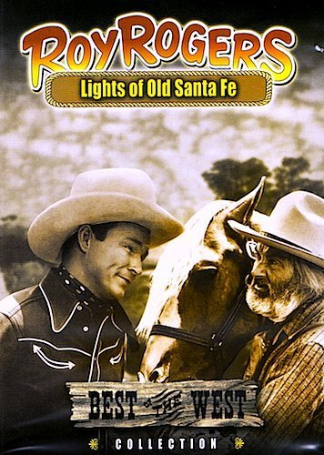 Lights Of Old Santa Fe Rogers Evan Hayes