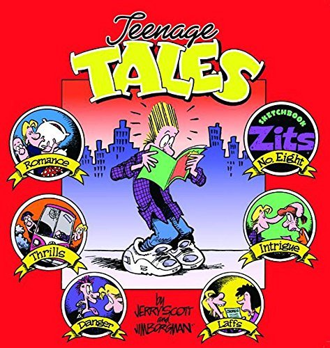 Jerry Scott Teenage Tales