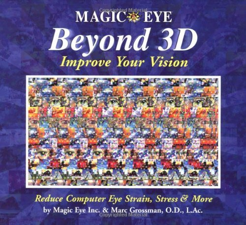 Cheri Smith Magic Eye Beyond 3d Improve Your Vision