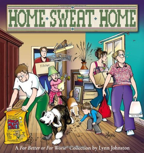 Lynn Johnston Home Sweat Home A For Better Or For Worse Collection