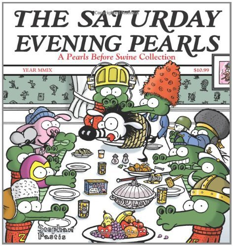 Stephan Pastis The Saturday Evening Pearls A Pearls Before Swine Collection Original