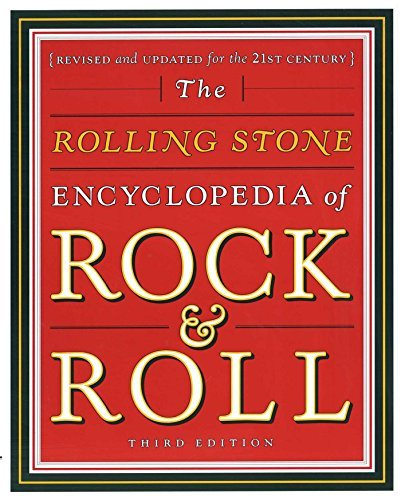 Editors Rolling Stone Rolling Stone Encyclopedia Of Rock & Roll Rolling Stone Encyclopedia Of Rock & Roll 0003 Edition;revised And Upd