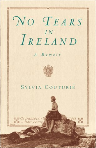 Sylvia Couturie No Tears In Ireland Memoir