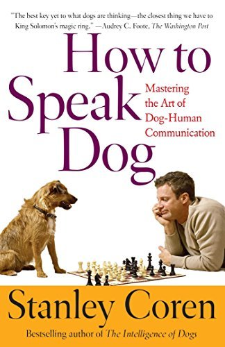 Stanley Coren How To Speak Dog