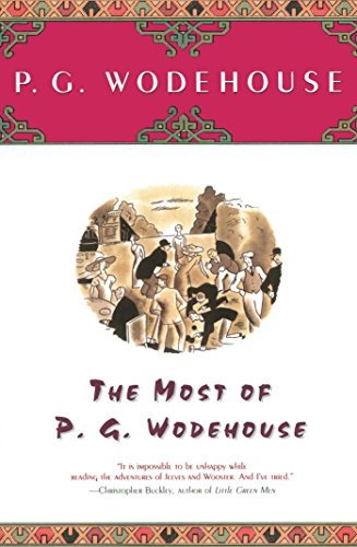 P. G. Wodehouse The Most Of P.G. Wodehouse