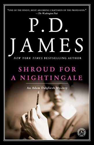 P. D. James Shroud For A Nightingale