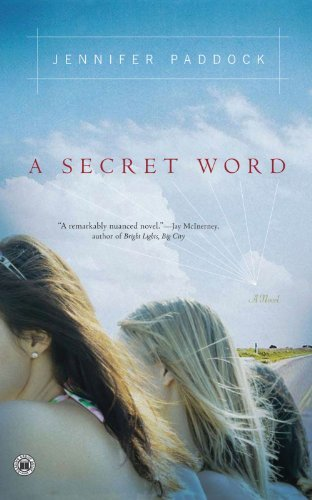 Jennifer Paddock A Secret Word