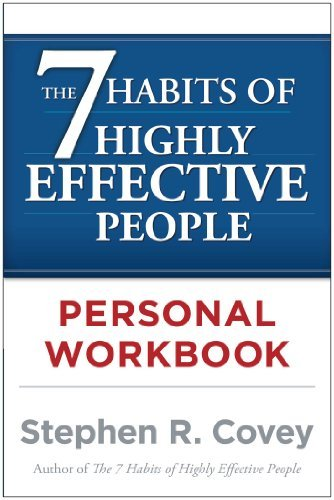 Stephen R. Covey The 7 Habits Of Highly Effective People Personal W Original