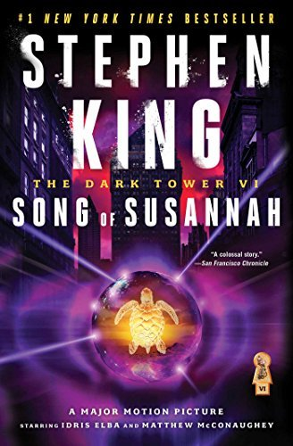 Stephen King The Song Of Susannah