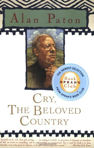 Alan Paton Cry The Beloved Country