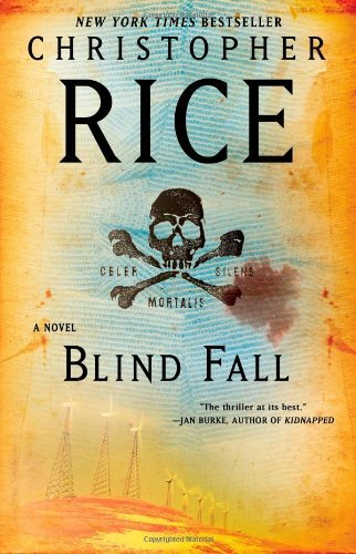 Christopher Rice Blind Fall