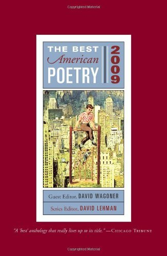 David Wagoner The Best American Poetry 2009