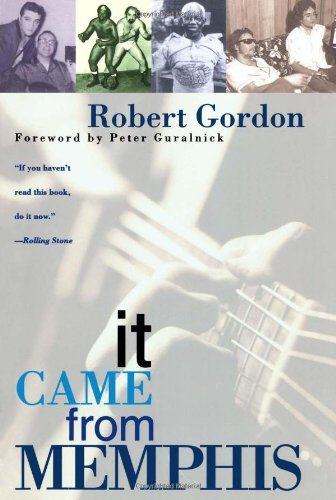 Robert Gordon It Came From Memphis Revised