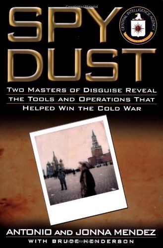 Antonio Mendez Spy Dust Two Masters Of Disguise Reveal The Tool