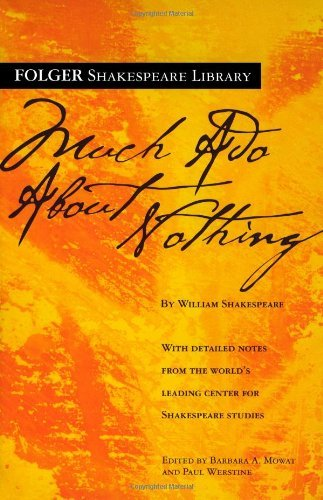 William Shakespeare Much Ado About Nothing