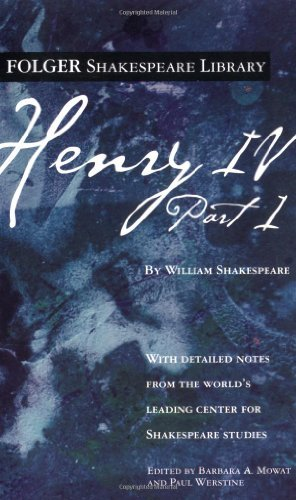 William Shakespeare Henry Iv Part 1
