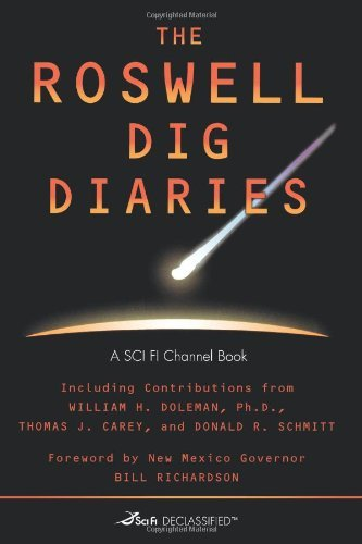 Sci Fi Channel The Roswell Dig Diaries