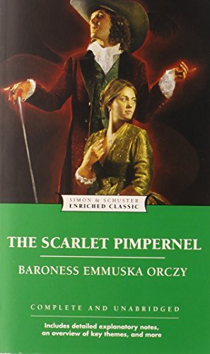 Emmuska Orczy The Scarlet Pimpernel