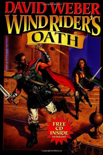David Weber Wind Rider's Oath [with Cdrom]