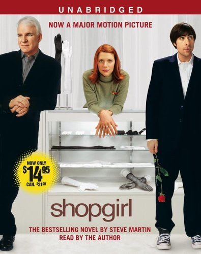 Steve Martin Shopgirl Movie Tie In