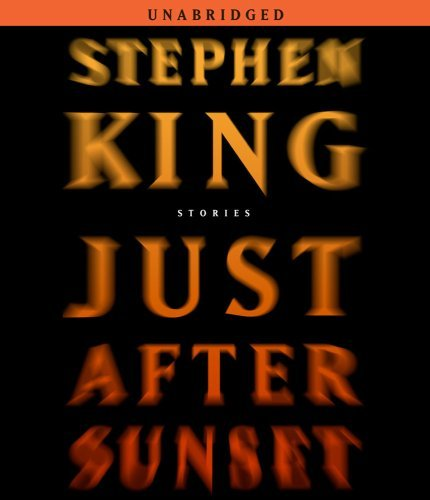 Stephen King Just After Sunset Stories