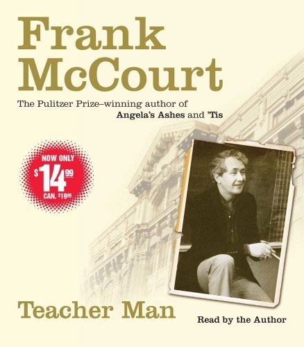 Frank Mccourt Teacher Man Abridged