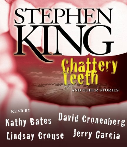 Stephen King Chattery Teeth And Other Stories