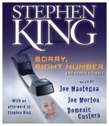 Stephen King Sorry Right Number And Other Stories