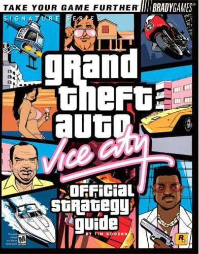 Bradygames Grand Theft Auto Vice City Official Strategy Guide