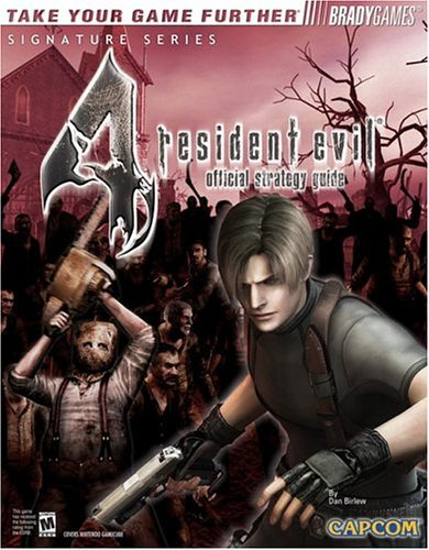 Dan Birlew Bradygames Resident Evil 4 Official Strategy Guide (bradygame