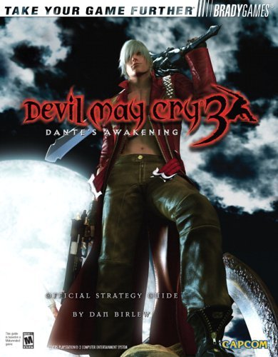 Hint Book Devil May Cry 3