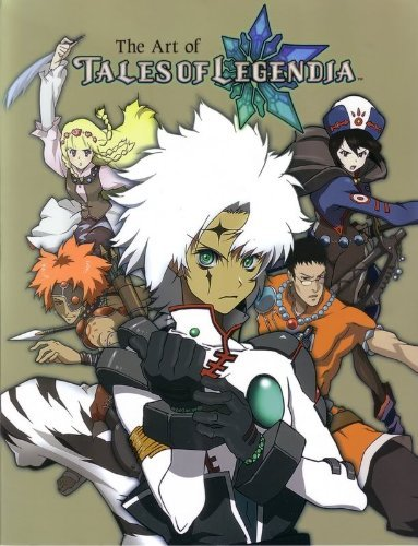 Kazuto Nakazawa The Art Of Tales Of Legendia