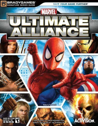 Thom Denick Marvel Ultimate Alliance [with Poster]