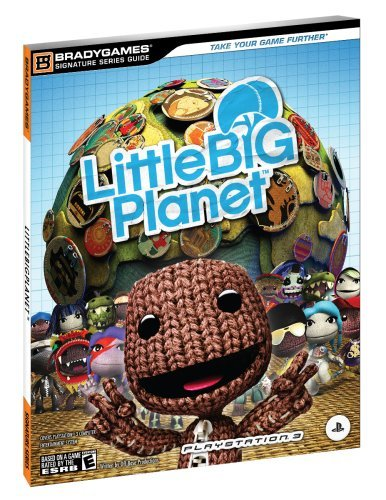 Greg Off Littlebigplanet Official Strategy Guide