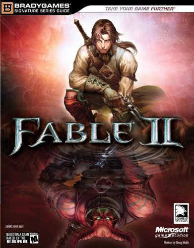 Bradygames Fable Ii Signature Series Guide Fable Ii Signature Series Guide