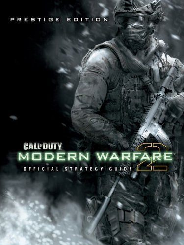 Bradygames Call Of Duty Modern Warfare 2