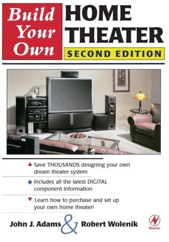 Robert Wolenik Build Your Own Home Theater 0002 Edition;