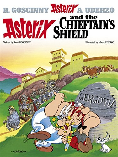 Rene Goscinny Asterix And The Chieftain's Shield Revised