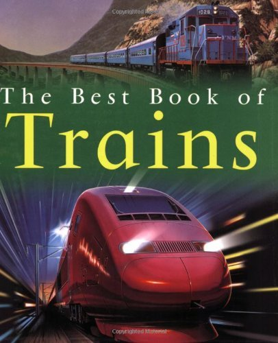 Richard Balkwill The Best Book Of Trains