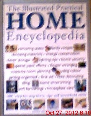 Margaret Malone The Illustrated Practical Home Encyclopedia 1001 Step By Step Hints Tips & Household Skills