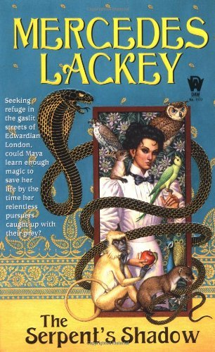Mercedes Lackey The Serpent's Shadow