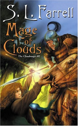 S. L. Farrell Mage Of Clouds (the Cloudmages #2)