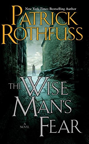 Patrick Rothfuss Wise Man's Fear The